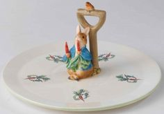 Peter Rabbit Cake Stand