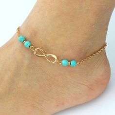 2017 Turquoise Beads Silver Chain Anklet Silver Plated Ankle Bracelet Foot Jewelry for Women wholesale D4599a     Tag a friend who would love this!     FREE Shipping Worldwide     Get it here ---> http://jewelry-steals.com/products/2017-turquoise-beads-silver-chain-anklet-silver-plated-ankle-bracelet-foot-jewelry-for-women-wholesale-d4599a/    #gold_earrings