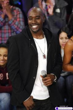 Morris Chestnut Photo Gallery : theBERRY