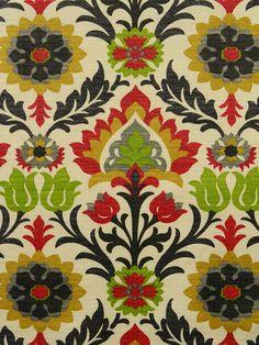 SNS SANTA MARIA JEWEL #multi-colored #print-fabrics #suzani
