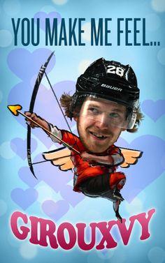 Flyers Valentine