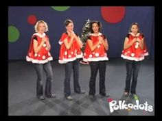 The Sights & Sounds of Christmas Song - The Polkadots