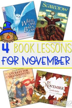 November read aloud