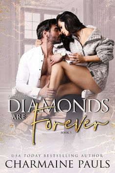 #NewRelease & #Giveaway Title: Diamonds are Forever A Diamond Magnate Novel Series: Diamonds are Forever Trilogy #3 Author: Charmaine Pauls Genre: Dark Romance #diamondsareforever #dark #romance #charmainepauls #bookreview @CharmainePauls and @GiveMeBooksPR