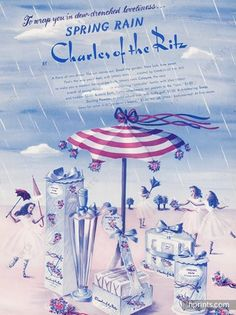 Spring Rain by Charles of the Ritz, 1942