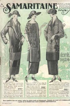 1920s dress coats http://vintagedancer.com/1920s/1920s-winter-fashion-dresses-clothing/