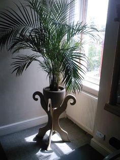 Human Plant pot stand