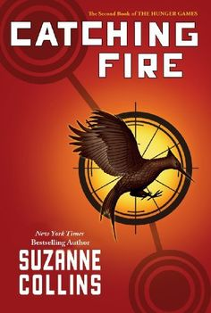 Catching Fire (The Second Book of the Hunger Games) http://amzn.to/HrCwKV
