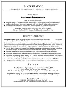 High School Job Resume Examples Custom Resume Examples High School  Pinterest  Resume Examples High .