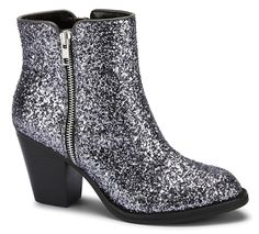 #shoes #boots #glitter #sparkle #party #glam