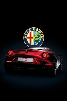 """Alfa Romeo 4C [Some people say that the Alfa Logo stands for: """"Jesus Christ these bills $ are killing me."""" Regardless, I believe that no one can call themselves a petrolhead until they've owned an Alfa. ~sdh/HHBakes.com]"""