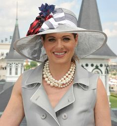 Over-the-Top Hats from Kentucky Derby | Gallery | Glo Debra Messing