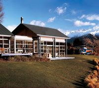 Luxury Lodges New Zealand and Accommodation New Zealand Luxury Lodges, Lake Wanaka, Alps, New Zealand, Southern, Cabin, Mountains, House Styles, Outdoor Decor