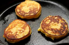Fresh Corn Cakes | David Lebovitz