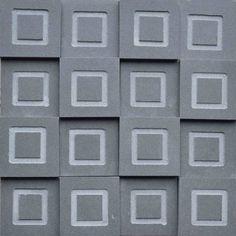Brogliato Revestimentos - Coleções - Print - Cubic Gray - 30x30cm.