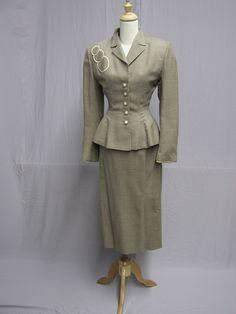 40s Lilli Ann suit