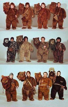 Ewok actors