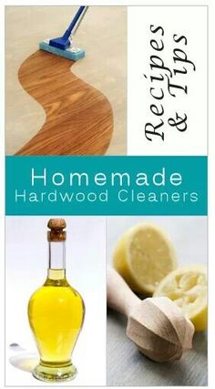 I've used the following solution and it did wonders for my hardwood floors!  Mix 1 gallon warm water with 1 cup vinegar and 10 drops peppermint essential oil  ...thanks www.tipnut.com !!!
