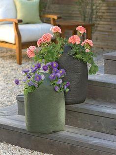 Flower Grow Bag