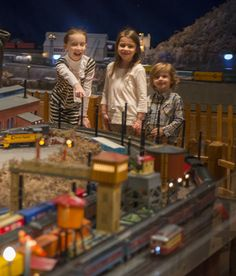 The Brandywine River Museum Railroad Returns for A Brandywine Christmas
