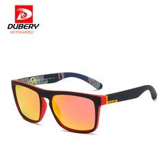 DUBERY Summer Polarized Sunglasses Men's Aviation Driver Shades Male Sun Glasses For Men Retro 2017 Luxury Brand Designer Oculos