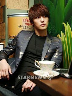 121113  Photos of Kim Jaejoong's Interviews for KoreanPress