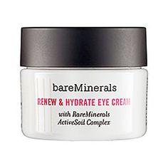 Sephora: bareMinerals : Renew & Hydrate Eye Cream : eye-cream-dark-circles 32.00