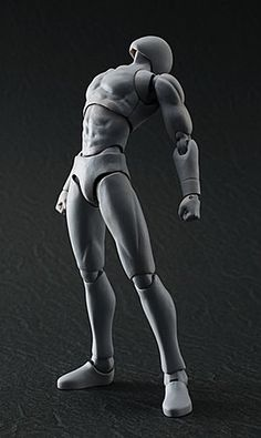 BANDAI Action Figure 可動關節素體 | 玩具人Toy People News