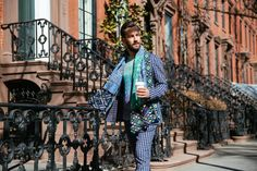 MenStyle1- Men's Style Blog - Men's Printed Style Inspiration. FOLLOW :...
