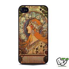 Aphonse Mucha iPhone 5 Case | iPhone 5S Case