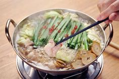 Great for guests: Easy Entertaining With Soup - Asian Hot Pots Asian Recipes, Healthy Recipes, Ethnic Recipes, Asian Foods, Eat Healthy, Great Recipes, Favorite Recipes, Holiday Recipes, Crock Pot Soup