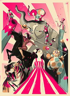 Pietari Posti - Illustration Art Design & Pretty Pictures