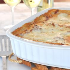 Ready to wow your guests, family or friends with the most delicious, authentic Italian lasagna you've ever made?!?