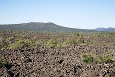 Chain of Craters Back Country Byway, El Malpais National Monument, New Mexico