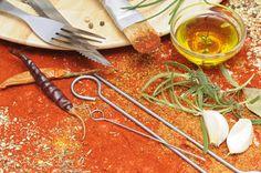 7+1 μυστικά περί μαριναρίσματος - Αφιερώματα | γαστρονόμος Kitchen Hacks, Cooking Recipes, Meat, Tableware, Dip, Gastronomia, Dinnerware, Salsa, Chef Recipes