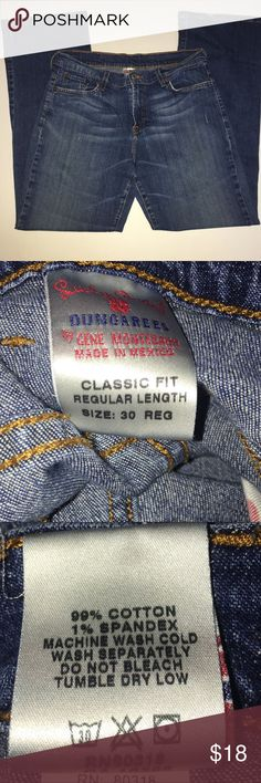 """LUCKY BRAND denim jeans In EUC! Classic fit. 30"""" waist and 30"""" inseam Lucky Brand Jeans Boot Cut"""
