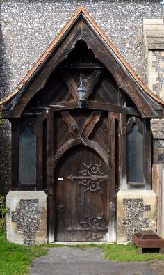 St. Etheldreda's Church - Old Hatfield, Hertfordshire, England