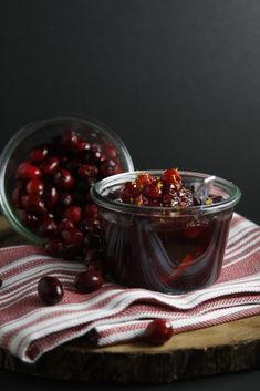 Cranberry sauce recipes: Cranberry Citrus Chutney | Dixie Crystals