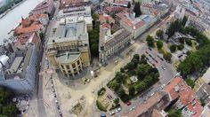 Šafárikovo námestie v Bratislave dostane nový | Nový Čas