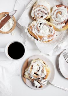 Homemade Cinnamon Rolls - The Merrythought