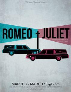 Romeo + Juliet. The Loyola Players