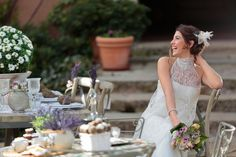 Coordination and style: Sweet Magical Moments. Inspiration: Rustic Love. Photos by Sweet Events.