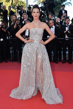 Now Cannes 2016 is well under way, see every glorious gown from the red carpet