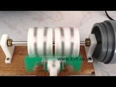 Twin V-Gate Magnetic Rotation - Free Energy Idea - YouTube