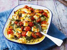 Mediterraner Spitzkohl-Auflauf ist ein Rezept mit frischen Zutaten aus der Kategorie Fruchtgemüse. Probieren Sie dieses und weitere Rezepte von EAT SMARTER!