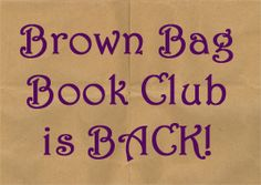 Brown Bag Book Club- The Brown Bag Book Club has returned at the newly renovated Rinconada Library.  Everyone is welcome to come and enjoy a lively discussion and a good story. Happy reading!   Tuesday, July 14  (Song of the Lark by Willa Cather) Tuesday, August 11  (My Way: an Autobiography by Paul Anka) 11am - noon Rinconada Library, 1213 Newell Rd. No registration required. Sponsored by the Friends of the Palo Alto Library.