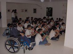 Concierto didagtico - Bocado Renacentista - para niños en La galeria Mendoza - Av Andres bello - Caracas - 2005 - la Sarabanda