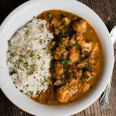 Homemade Crawfish Étouffée {Recipe and Video} Crawfish Etoufee Recipe, Chicken Etouffee, Crawfish Recipes, Crawfish Etouffee, Cajun Recipes, Seafood Recipes, Cooking Recipes, Cajun Crawfish, Seafood