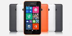 #beautyguru #streetstyle This Brand New #Nokia Lumia 530 Dark Gray Single SIM Factory Unlocked GSM phone comes in Original box with all Original accessories in t...