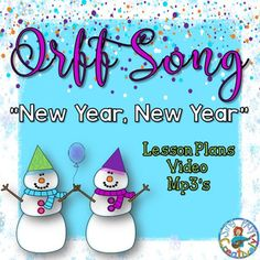 Orff Game Song: 'Neujahr, Neujahr' Lektionen, Musik, Tracks - e New Year Music, Singing Quotes, Music Symbols, Christmas Concert, Music Worksheets, Music Classroom, Classroom Ideas, Music Activities, Music Wallpaper